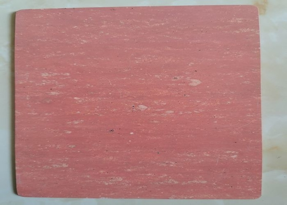 Red Rubber Asbestos Jointing Sheet Dark Color 150-450 Celsius Degrees