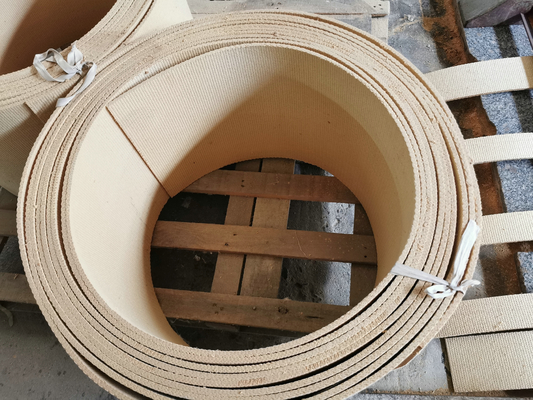 Anchor Windlass Non-asbestos Woven Brake Lining With Brass Wire Inside